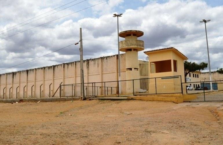 Resultado de imagem para penitenciária de segurança máxima Procurador Romero Nóbrega